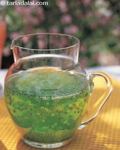 Citrus khus cooler, chilled drinks are definitely cool, but they may not necessarily be cooling! on hot summer days, especially if you are going to be serving spicy food at your party, it would be ideal to have cooling drinks such as this one, at the mocktail counter! this combination of khus,...