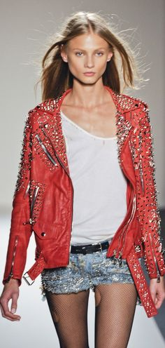 I doubt anyone would be caught dead in this ~JM by Balmain <3