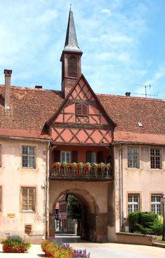 Rosheim - Alsace - France