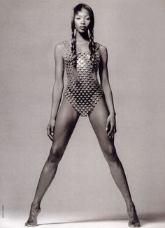Naomi Campbell via Tumblr