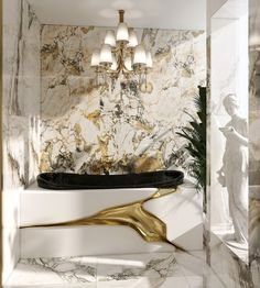 [New] The 10 Best Home Decor Ideas Today (with Pictures) - Modern Art Deco Penthouse Modern Art Deco, Ro Tel, Home Goods, Bucharest Romania, Design Interior, Gardens, House Design, Mirror, Luxury
