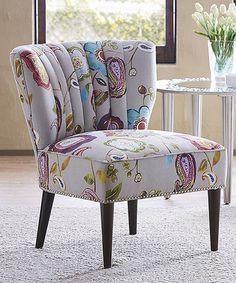 This Torey Chair is perfect! #zulilyfinds