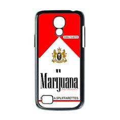 Red Marijuana pack Style Samsung Galaxy s4 mini case $16.89 #redmarijuana #bluementholmarijuana #marijuana #packstyle #galaxys4mini #galaxys4minicase #galaxys4minicover