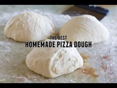 My all-time favorite homemade pizza dough recipe, this recipe has been tried and tested week after week, making the best homemade pizza. Dominos Pizza Dough Recipe, The Best Homemade Pizza Dough Recipe, Perfect Pizza, Good Pizza, Domino's Pizza, Quick Pizza, Pizza Recipes, Cooking Recipes, Bread Recipes