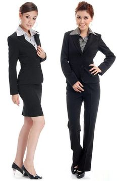 i like business clothes so much! need a good job so i can wear stuff like this lol <3
