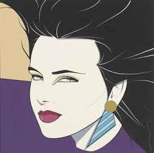 Image result for Patrick Nagel duran duran