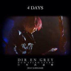 Die. Dir en Grey.