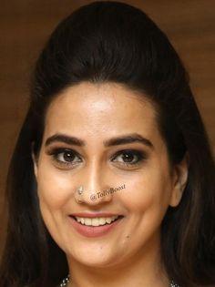 Indian TV Actress Manjusha Hot Nose Pin Face Closeup TV actress Photographs TV ACTRESS PHOTOGRAPHS | IN.PINTEREST.COM #ENTERTAINMENT #EDUCRATSWEB