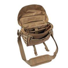 Shop Black Covert Dispatch Tactical Shoulder Bags - Fatigues Army Navy