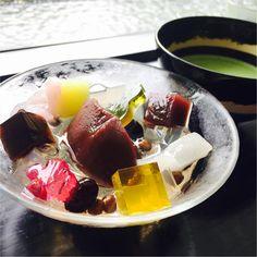 comerJapones.com —   Anmitsu: un refrescante postre japonés de verano. Receta