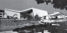 Teatro Armando Gonzaga, 1950.