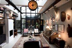 Besten loft bilder auf interior home decoration