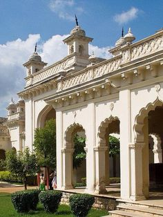 Chowmahalla Palace - Hyderabad, India