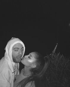 Miller and Ariana Grande