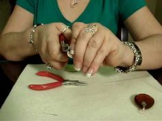 How to Make a Wire-Wrapped Pendant