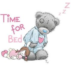 tatty teddy bear time for bed Tatty Teddy, Blue Nose Friends, Nighty Night, Nici Teddy, Cute Images, Cute Pictures, Wall Photos, Pictures Images, Teddy Bear Quotes