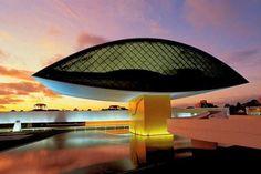 Oscar Niemeyer Museum - Curitiba,Brasil