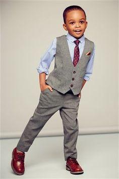 This kid knows fashion!