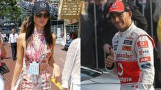 Does Kendall Jenner have a new man in her life? If you're judging by her accessories, it's a definite possibility. Kendall attended the Monaco Grand Prix last Sunday with her gal pals Gigi Hadid, Bella Hadid and Hailey Baldwin, where she made it obvious who she was cheering for. The 19-year-old supermodel was snapped wearing British Formula One racing driver Lewis Hamilton's diamond-encrusted gold chain. AKM/GSI @LewisHamilton remember to take your chain off. Could cost you seconds per lap…