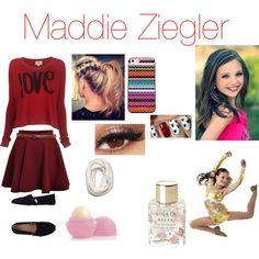 Maddie Ziegler Outfit