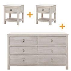 CANCUN 6 drawer dresser   Dresser and Drawers