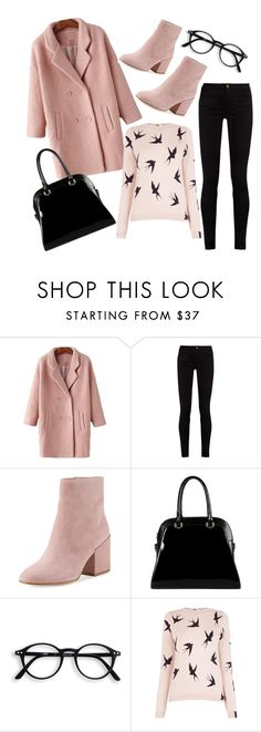 """..."" by elyagilyova on Polyvore featuring Gucci, Sam Edelman, Diophy and Oasis"