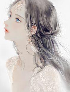 Best Ideas for eye drawing illustration paintings Art Manga, Manga Drawing, Manga Girl, Anime Art Girl, Anime Girls, Manga Anime, Pretty Anime Girl, Beautiful Anime Girl, Art Visage
