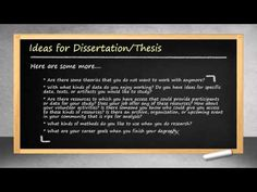 management thesis for mba students