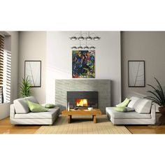 KANDINSKY - Picture with an archer 60x72 cm #artprints #interior #design #art #print #iloveart #followart #artist #fineart #artwit  Scopri Descrizione e Prezzo http://www.artopweb.com/autori/wassily-kandinsky%20/EC21676