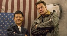 SpaceX's Lunar Passenger One Year After Reveal Is Preparing for Lift-Off - Yusaku Maezawa revealed his plan alongside Elon Musk one year ago. Space Travel, Time Travel, Programa Apollo, Moon Missions, Planetary Science, One Year Ago, Richard Branson, Top Quotes, Vape Tricks
