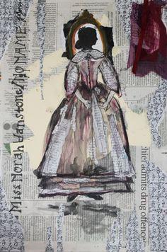 Miss. Norah Vanstone Jo Jones No Name  @portfoliobox