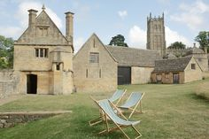 A Summer Wedding in the English Countryside - Entertaining Idea of the Day - Lonny
