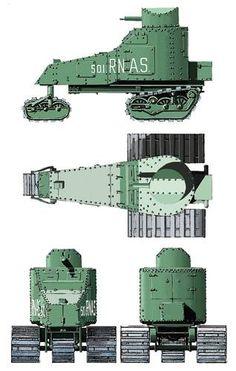 Killen-strait tank