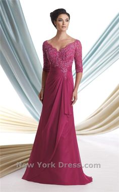 Mon Cheri 113925 Dress - NewYorkDress.com