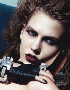 Mikael Jansson / Vogue Japan's September 2012 Cover Shoot