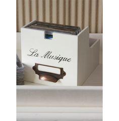 La Musique CD/DVD Box € 17,95 #living #interior #rivieramaison