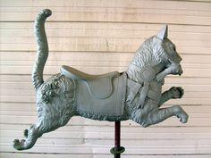 Carousel Cat
