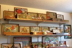 Briggs, Rice's, Mandeville and King, Ferry, Bowen and other seed boxes. Flower Catalogs, Seed Catalogs, Small Display Cases, Display Boxes, Vintage Seed Packets, Seed Packaging, Decoupage Box, Flower Frog, Displaying Collections