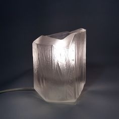 Struktura kryształu. #lamp #lighting