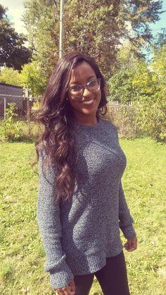 Oversized #washablefashion #sweater action from @SimplyFashionTV. #fashion #style #ootd