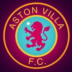 (2) Twitter Super Club, Aston Villa Fc, Ferrari Logo, First World, Birmingham Uk, Logos, Badges, Childhood, Symbols