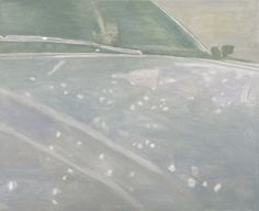 Luc Tuymans ~ Frank ~ 2003, Oil on canvas, 70 5/8 x 86 5/8 inches, via David Zwirner Gallery