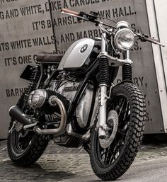 the Bike Shed » Down & Out Tom's R80