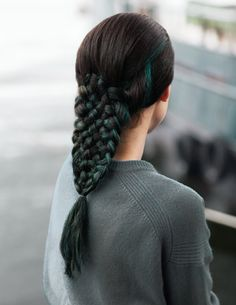 Jasmine - By linking several braids together, you can make a substantial hairstyle that gets attention. It looks advanced but is easy to make!