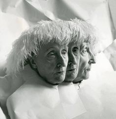 Dame Edith Sitwell by Cecil Beaton