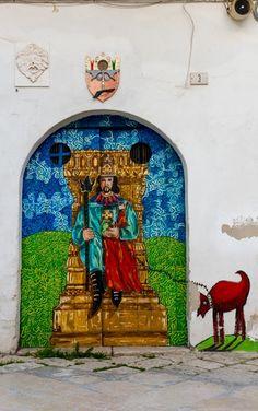 Gioia del Colle, Puglia, Italy