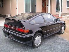 Honda CRX-HF - I got 42 miles per gallon (combined city and highway)