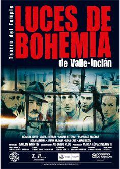 Luces de Bohemia @ Auditorio - Ourense escena escea teatro valle-Inclán