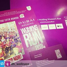 The Dubai Women's Run is only 3 months away! Who will be participating? Which race will you sign up for?  #DHWomensRun #DubaiHolding #UAEFitnessMovement #RunJBR #fitnutuae #lornajaneme #5k #10k