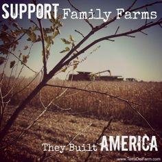 Amen!!!... and thank a farmer.